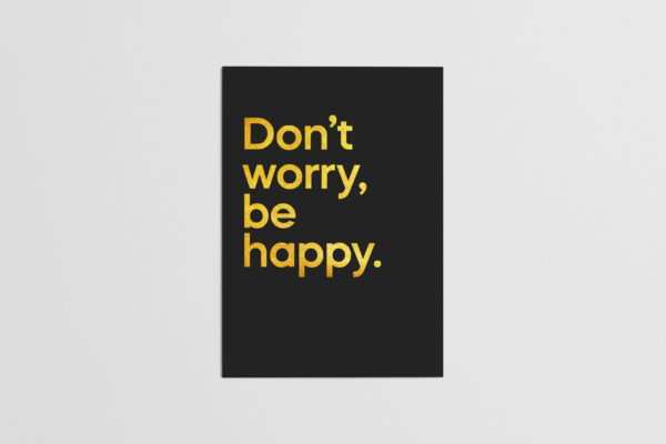 Bobby McFerrin Don't Worry, Be Happy Front